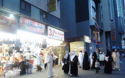 Lima Pasar Murah yang Dapat Kamu Kunjungi saat Berbelanja di Mekkah