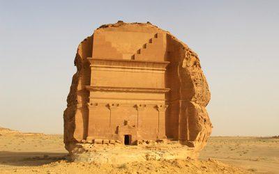Menelisik Kembali Mada'in Saleh, Situs Sejarah Peninggalan Nabi Saleh