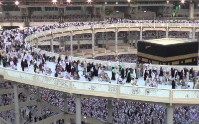 Hukum Thawaf Wada' bagi Jamaah Umrah