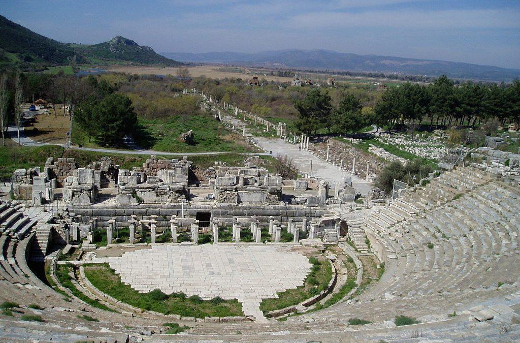 Kota Ephesus, Jejak Kejayaan Yunani di Tanah Turki