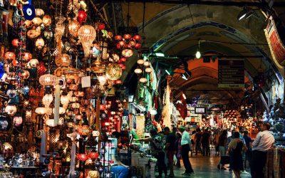 Tips Berbelanja di Grand Bazaar Istanbul