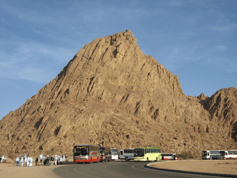 Jabal Uhud, Bukit yang Kelak Ada di Surga