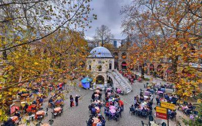 Koza Han, Pasar Sutra Bersejarah di Kota Bursa