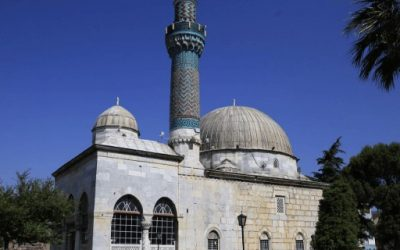 Berkunjung ke Masjid Hijau (Green Mosque) Yesil Camii di Bursa Turki