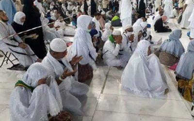 Berdoa Dengan Sungguh Ketika Melaksanakan Haji