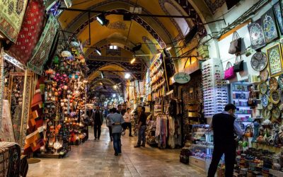Grand Bazaar Turki: Belanja di Pasar Tertua Dunia