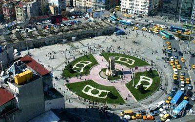 Hal Menarik di Taksim Square – Pusat Kota Modern Paling Terkenal di Istanbul