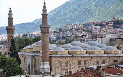 Menariknya Masjid Agung Bursa / Masjid Ulu Camii Bursa