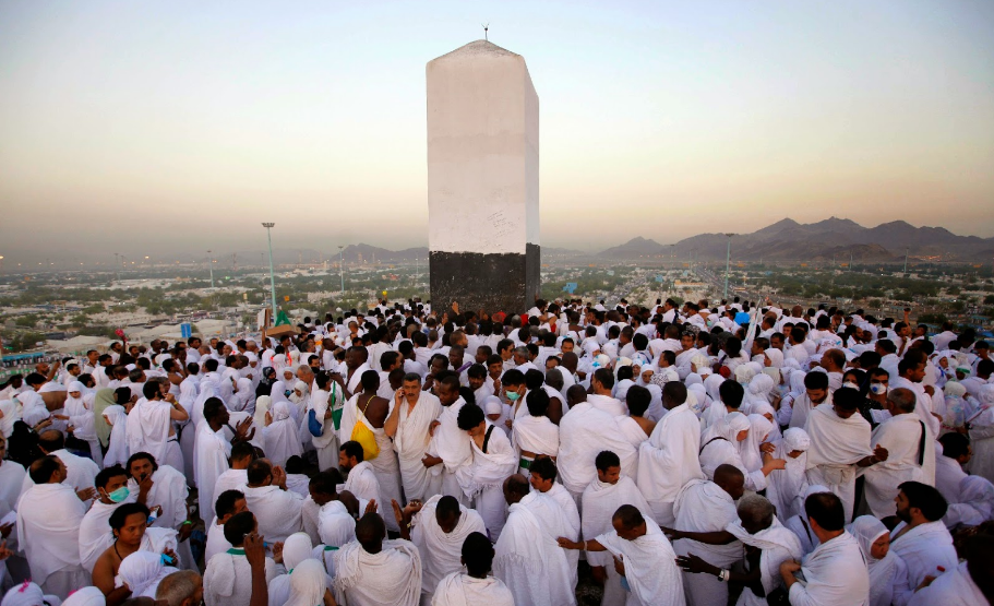 Hal-Hal Yang Membatalkan Haji, Hal-Hal Yang Diharamkan Di Kedua Kota Haram