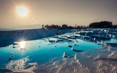 Pamukkale, Destinasi Wisata Kesehatan Andalan Turki