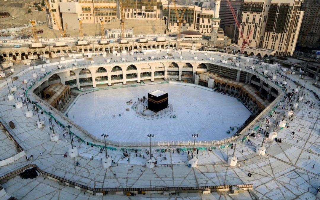 Kabar Tanah Suci : Jumlah Kasus Corona, Makkah 103 Orang, Madinah 73 Orang