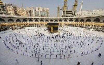 Jemaah Umrah Diminta Patuhi Protokol Kesehatan, Ini Saran Kemenkes